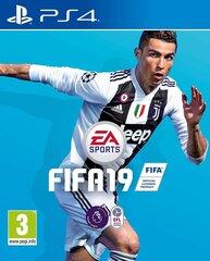 FIFA 19, PS4