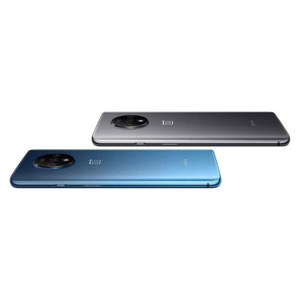 OnePlus 7T 128GB, Dual SIM, Hõbedane