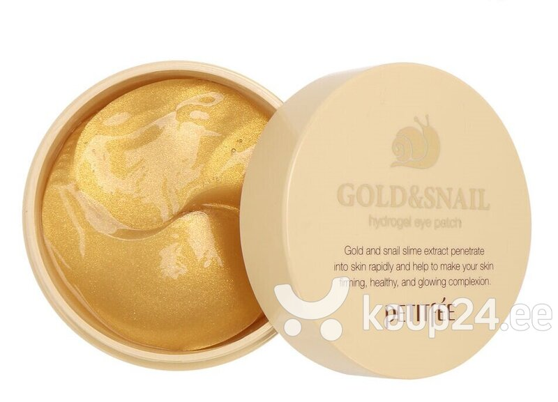 Silmamask Petitfee Gold & Snail Hydrogel Eye Patch 60 tk.