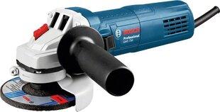 Elektriline nurklihvija Bosch GWS 750-125 Professional hind ja info | Bosch Elektrilised tööriistad | kaup24.ee