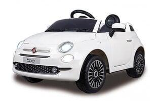 Elektriauto lastele Ride-on Fiat 500, white hind ja info | Elektrilised autod | kaup24.ee