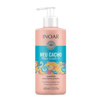 Šampoon lokkis juustele INOAR Meu Cacho Meu Crush Shampoo 400 ml