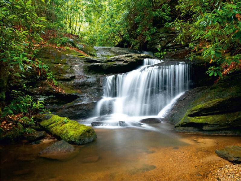 Fototapeet Waterfall I, 360cm x 254cm