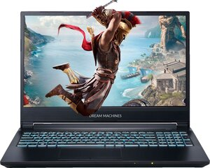 Dream Machines RG2060-15PL40 16 GB RAM/ 480 GB SSD/ Windows 10 Home