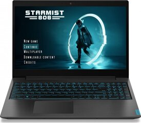 Lenovo Ideapad L340-15IRH (81LK00B2PB) 16 GB RAM/ 256 GB M.2 PCIe/ Windows 10 Home hind ja info | Sülearvutid | kaup24.ee