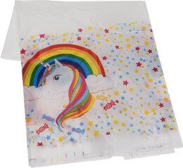 Laudlina Unicorn, 132x220 cm hind ja info | Ühekordsed nõud | kaup24.ee