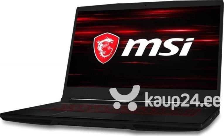 MSI GF63 Thin 9RCX-674XPL 8 GB RAM/ 512 GB M.2 PCIe/ 1TB HDD/ Windows 10 Pro Internetist