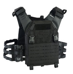 Falcon Plate Carrier taktikaline vest - must (Shadow Elite) hind ja info | Falcon Plate Carrier taktikaline vest - must (Shadow Elite) | kaup24.ee