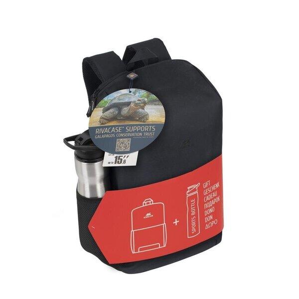 "Seljakott arvutile RivaCase Regent 8068, 15.6"" + pudel"