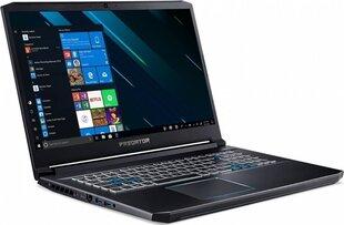 Acer Helios 300 (NH.Q5PEP.035) 8 GB RAM/ 256 GB M.2 PCIe/ 1TB HDD/ Windows 10 Pro цена и информация   Записные книжки   kaup24.ee