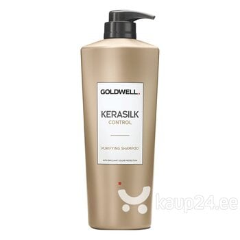 Siluv juuksešampoon Goldwell Kerasilk Control Purifying 1000 ml