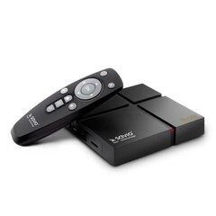 Lisa SAVIO Smart TV Box Gold TB-G01, 2/16 GB Android 9.0 Pie, HDMI v 2.1, 4K, Dual WiFi, USB 3.0