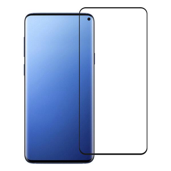 Karastatud klaasist ekraanikaitse Nillkin 3D telefonile Samsung Galaxy S10 hind ja info | Ekraani kaitsekiled | kaup24.ee