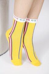 MALLE muhumustriga sokid, 36-40 hind ja info | Naiste sukkpüksid, sokid ja retuusid | kaup24.ee