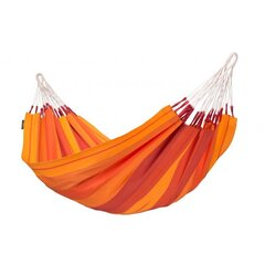 Võrkkiik La Siesta Orquidea, oranž hind ja info | Võrkkiiged | kaup24.ee