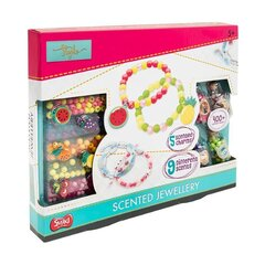 Loominguline komplekt tüdrukutele Smiki Stylo Scented Jewellery hind ja info | Arendavad mänguasjad 3+ | kaup24.ee