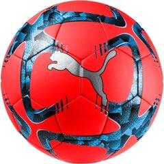 Jalgpalli pall PUMA FUTURE FLASH, 5 suurus, punane/sinine