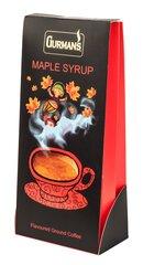 Vahtrasiirupimaitseline kohv Gurman's, 125g. hind ja info | Kohv, kakao, tee | kaup24.ee