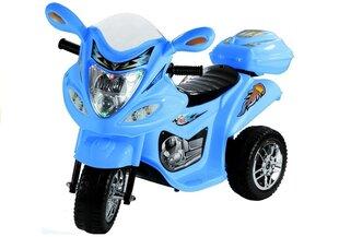 Laste elektriline mootorratas Motor, sinine hind ja info | Elektrilised autod | kaup24.ee