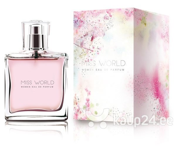 Parfüümvesi Vittorio Bellucci Miss World EDP naistele 100 ml