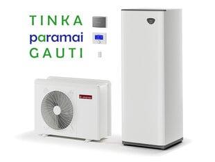 Õhk-vesi soojuspump Ariston Nimbus, Compact, 40 S Net 5.7 kW, integreeritud 180 (177 l) veeboileri ja Wi-Fi-ga