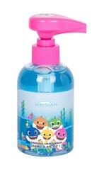Vedel käteseep lastele Pinkfong Baby Shark 250 ml hind ja info | Laste ja ema kosmeetika | kaup24.ee