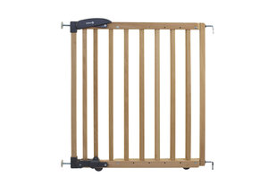 Turvavärav Safety 1st Dual Install Extending Wood, 96-106 cm, natural wood hind ja info | Turvavärav Safety 1st Dual Install Extending Wood, 96-106 cm, natural wood | kaup24.ee