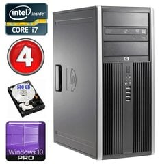 HP 8100 Elite MT i7-860 4GB 500GB NVS450 DVD WIN10Pro hind ja info | HP 8100 Elite MT i7-860 4GB 500GB NVS450 DVD WIN10Pro | kaup24.ee