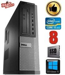 DELL 790 DT i5-2500 8GB 120SSD DVDRW WIN10 hind ja info | DELL 790 DT i5-2500 8GB 120SSD DVDRW WIN10 | kaup24.ee