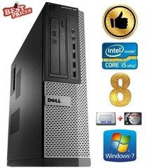 DELL 790 DT i5-2500 8GB 960SSD+500GB DVDRW WIN7Pro hind ja info | Lauaarvutid | kaup24.ee