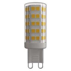 LED-pirn JC A++ 4.5W G9 465 lm CW hind ja info | Lambipirnid, lambid | kaup24.ee