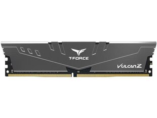 Team Group T-FORCE Vulcan Z 8GB, DDR4, 3000Mhz, CL16 hind ja info | Operatiivmälu (RAM) | kaup24.ee