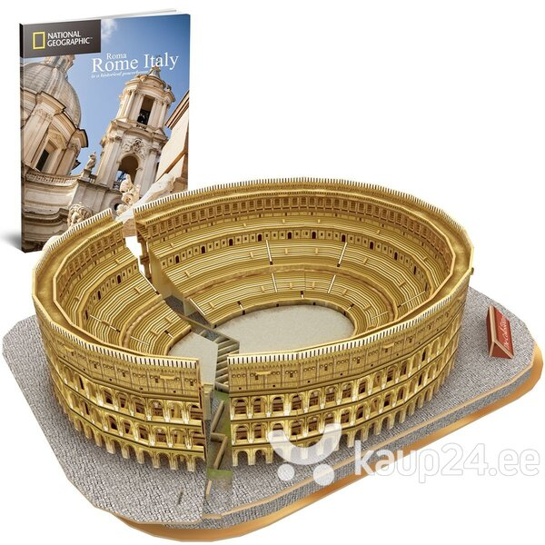 3D pusle Colosseum CubicFun National Geographic, 131 osa