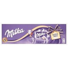 Šokolaad MILKA Alpine Milk, 250 g hind ja info | Maiustused | kaup24.ee
