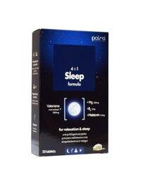 Paira SLEEP FORMULA 4in1 TBL N30 hind ja info | Vitamiinid ja mineraalid tervise parandamiseks | kaup24.ee