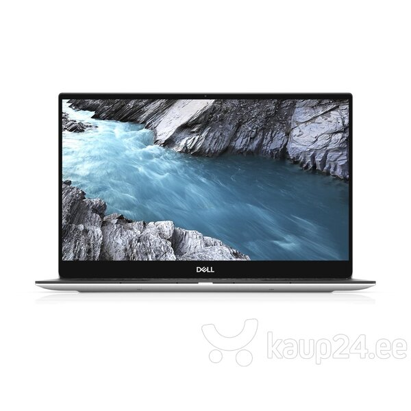 Dell XPS 13 7390, FHD, i5-10210U, 8GB, 256GB, W10, Silver
