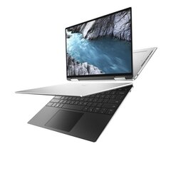 Dell XPS 13 7390 2-in-1, FHD+ Touch, i7-1065G7, 16GB, 512GB, W10, Silver hind ja info | Sülearvutid | kaup24.ee
