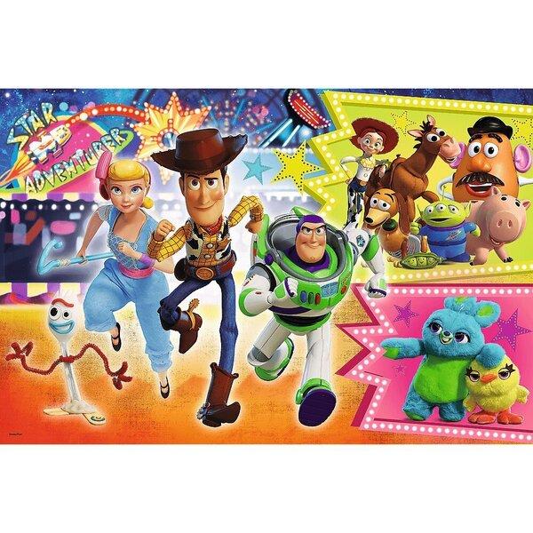 Pusle Trefl Toy Story 4, 24 d. hind