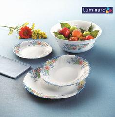 Õhtusööginõude komplekt Luminarc Florine, 19-osaline