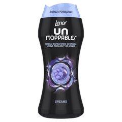 Lõhnagraanulid Lenor Unstoppables Dreams, 210g hind ja info | Pesuvahendid | kaup24.ee