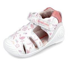 Tüdrukute sandaalid Biomecanics Biogateo, 202122-B hind ja info | Beebide jalanõud | kaup24.ee