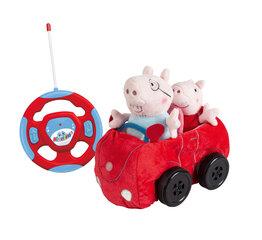 Puldiga juhitav mudelauto reisijatega Revell Põrsas Peppa (Peppa Pig), 23203 hind ja info | Poiste mänguasjad | kaup24.ee