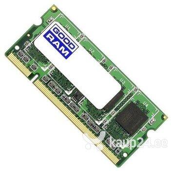 GOODRAM DDR4 16GB 2666MHz hind ja info   Operatiivmälu (RAM)   kaup24.ee