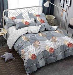 Kahepoolne voodipesukomplekt 200x220, 3-osaline hind ja info | Voodipesukomplektid | kaup24.ee
