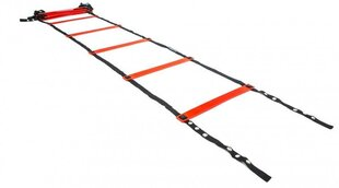 Kiirusredel Gymstick, must/punane hind ja info | Muud sporditarbed | kaup24.ee