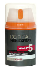 Vananemisvastane näokreem L'Oreal Paris Men Expert Vita Lift 5 50 ml