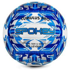 Võrkpalli pall Spokey Cumulus Pro, suurus 5, sinine hind ja info | Võrkpalli pallid | kaup24.ee