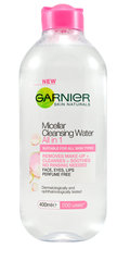 Puhastav mitsellaarvesi näole Garnier Skin Naturals All in 1 400 ml