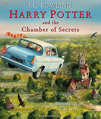 Harry Potter and the Chamber of Secrets : Illustrated Edition hind ja info | Harry Potter and the Chamber of Secrets : Illustrated Edition | kaup24.ee