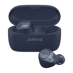 Jabra Elite Active 75T True Wireless kõrvaklapid, navy sinine hind ja info | Jabra Elite Active 75T True Wireless kõrvaklapid, navy sinine | kaup24.ee